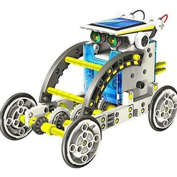 Робот-конструктор cic 21-615 14 в 1 фото №5