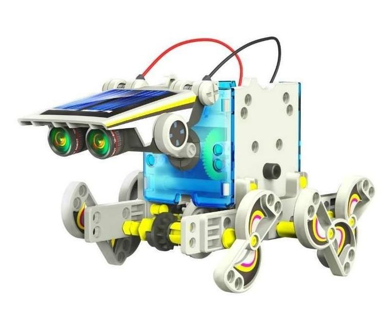 Робот-конструктор cic 21-615 14 в 1 фото №7