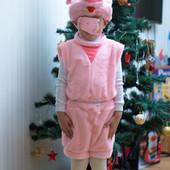 Детский карнавальный костюм Поросенка  3-5 лет продажа с 21 декабря
