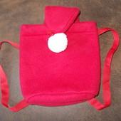 Детский новогодний рюкзачок