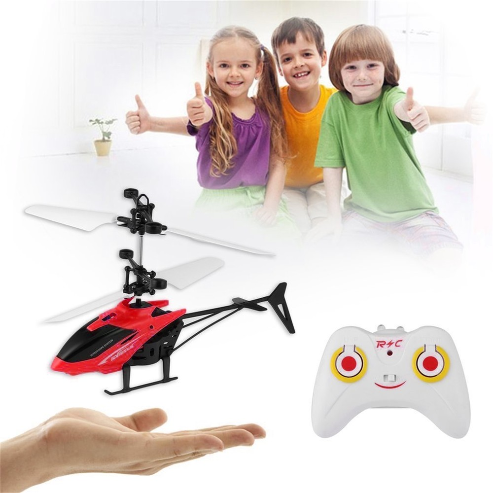 Вертолет с дистанционным управлением фото №1