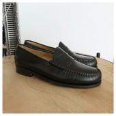 Новые кожаные туфли лоферы Bostonian Clarks pp 45-46