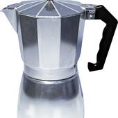 Гейзерная кофеварка 450 мл.Con Brio CB-6109