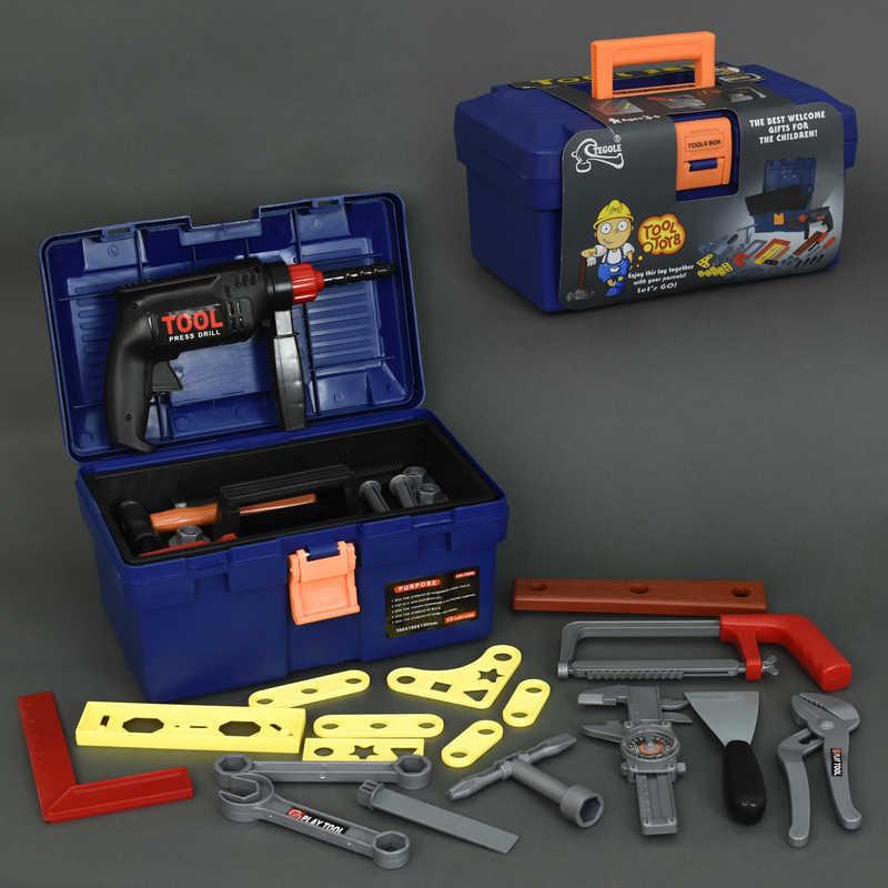Набор инструментов в чемодане т106d фото №1