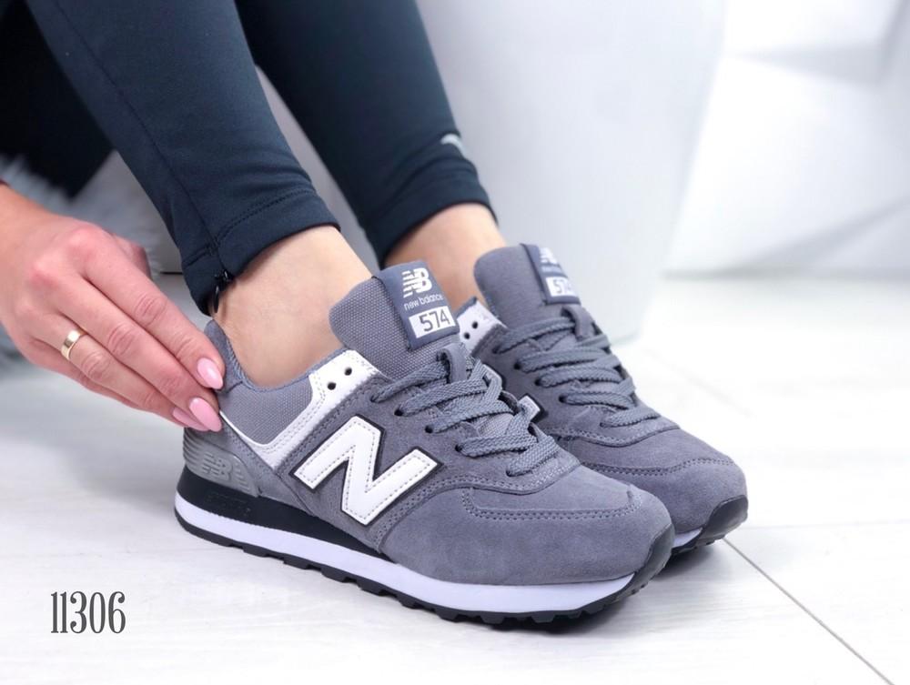 Женские кроссовки new balance. уточняйте пожалуйста размеры в наличии. фото №1