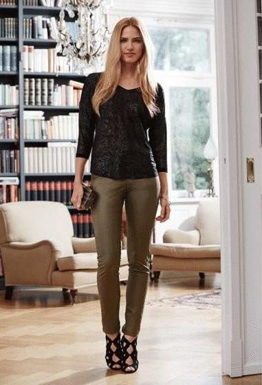 Джеггинсы р.36 esmara германия джинсы фото №1