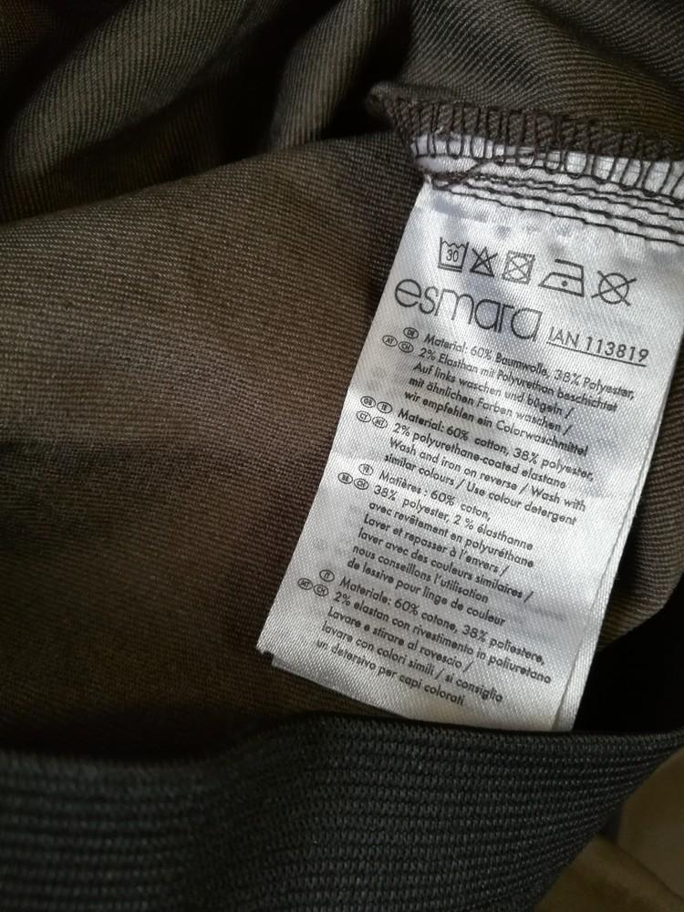 Джеггинсы р.36 esmara германия джинсы фото №8