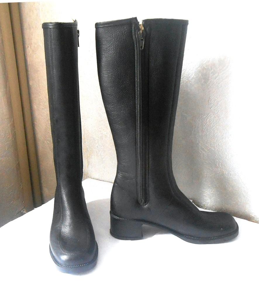 Англия! зимние резиновые сапоги с мехом derri boots, р.35 фото №1