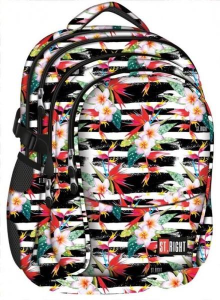 4-х камерный рюкзак bp1 tropical stripes st.right фото №1