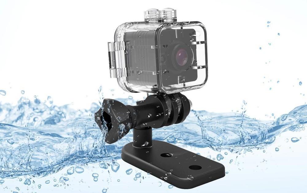 Мини экшен камера видеорегистратор sq12 фото №1