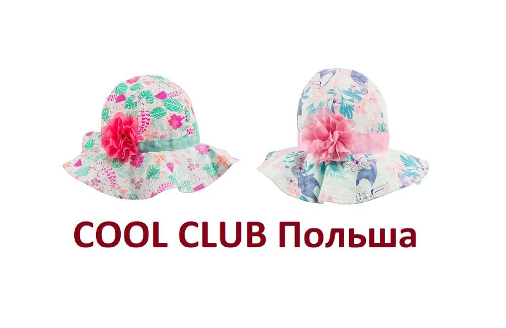 Шляпа cool club польша панама панамка фото №1