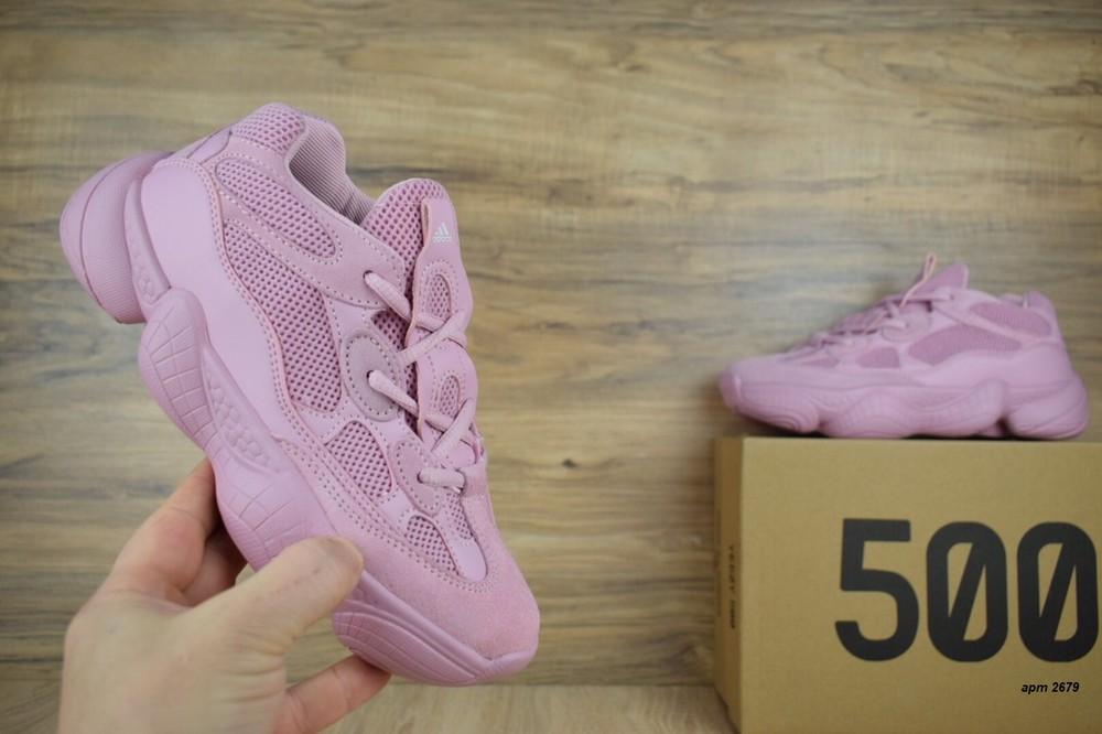 bd4b87f7bfd0b Женские кроссовки adidas yeezy 500 фото №1