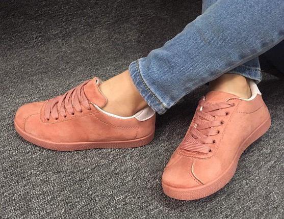 Кеды кроссовки на девочку размеры 30-35 фото №1