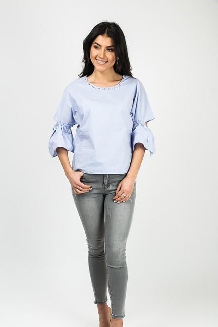 Стильная женская блуза. фото №1