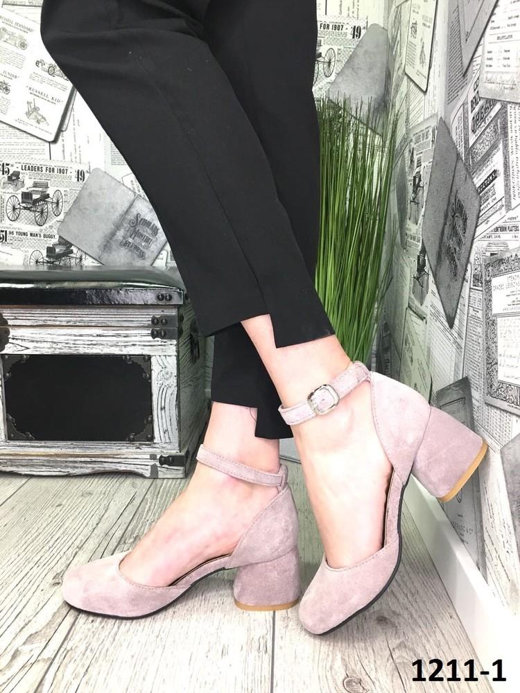 Скидка!эксклюзивные туфли натуральная итальянская замша люкс качества фото №1