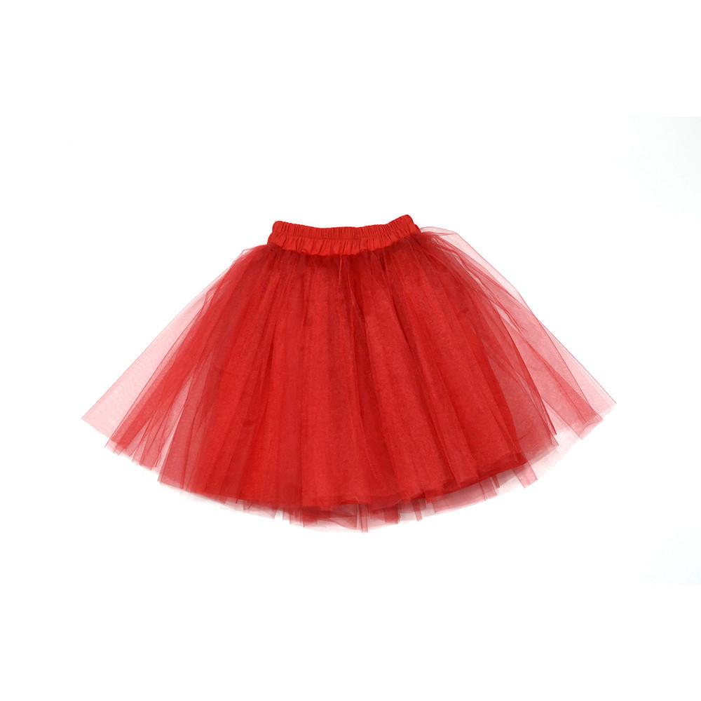 Фатиновые юбки 4 цвета 92-146 фото №1