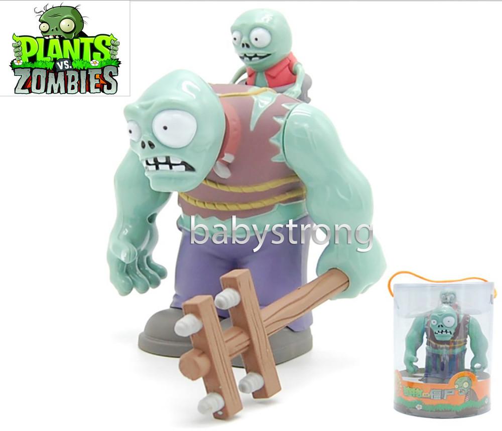Зомби босс большой с катапультой растения против зомби | plants vs zombies игрушка фото №1