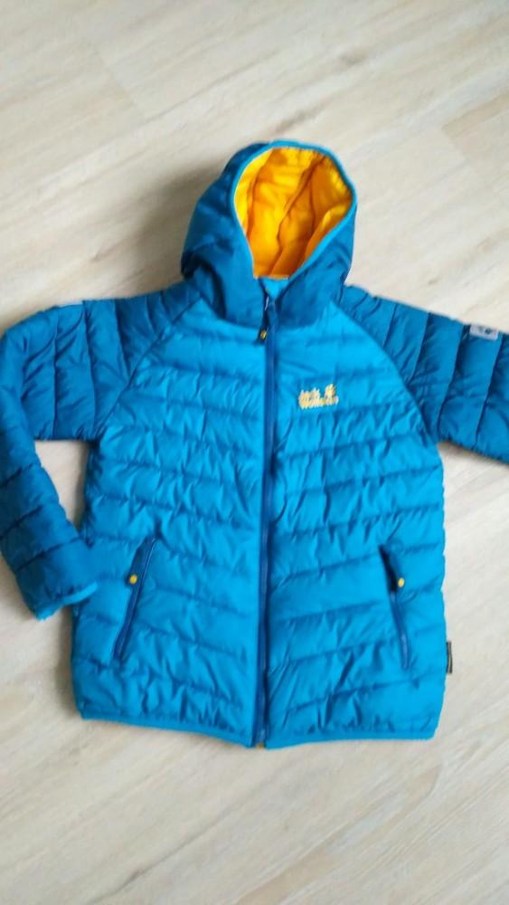 Куртка jack wolfskin демисезон 140р. фото №1