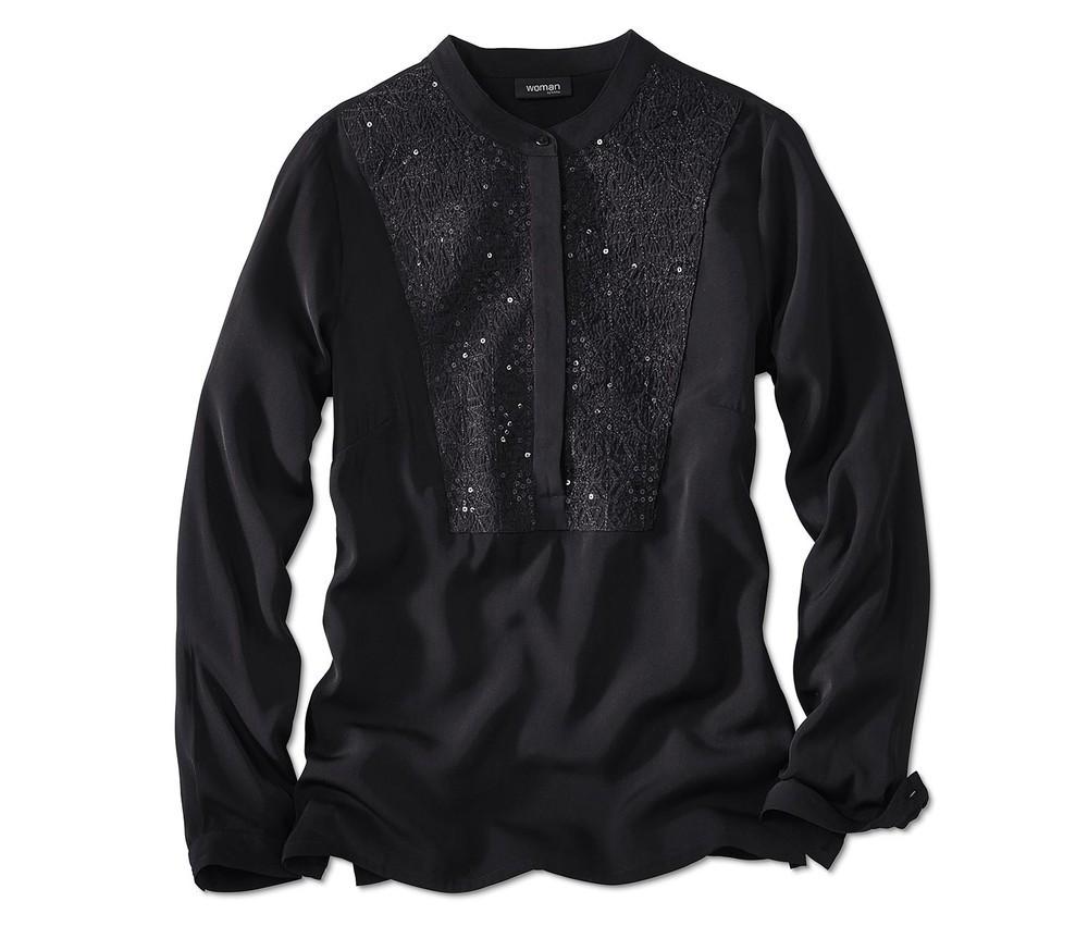 Нарядная  блузка от тсм tchibo helen fischer, р. м ,  40 евро фото №1