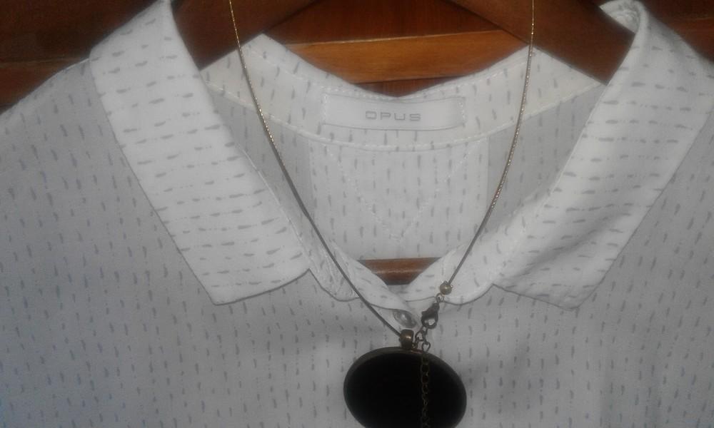 Блуза легка вискоза нежная фото №1