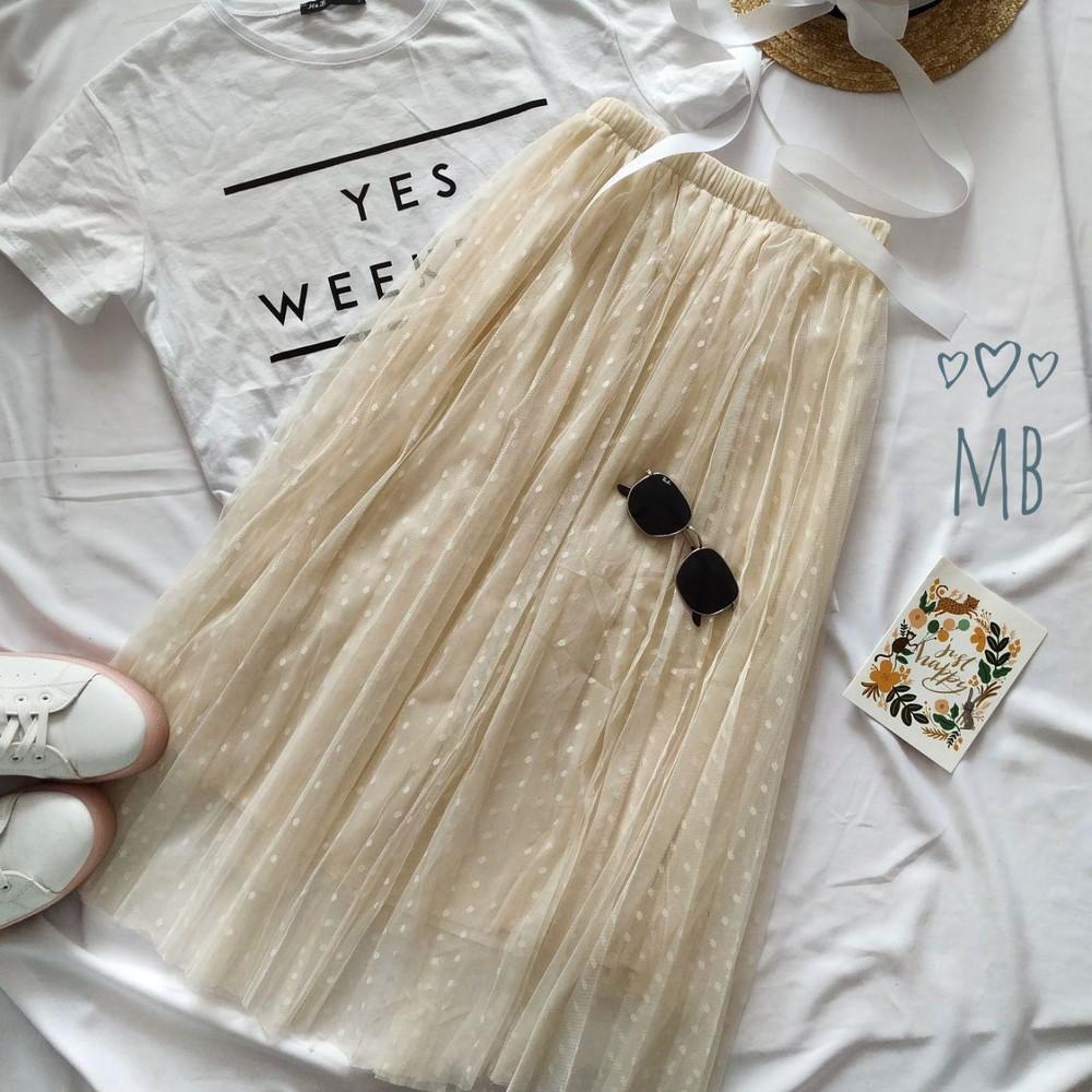 Юбка женская, пачка, юбочка, спідниця жіноча, фатиновая юбка фото №1