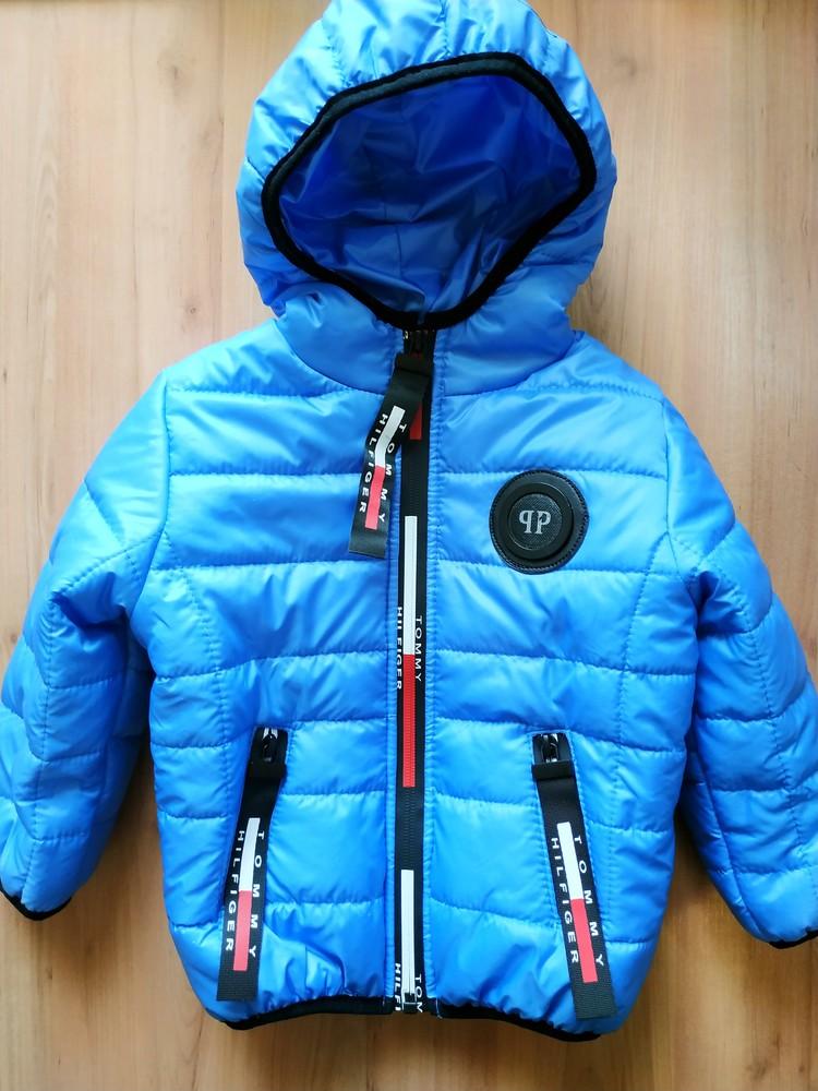 Куртка для мальчика, куртки для хлопчиків 86-104 фото №1