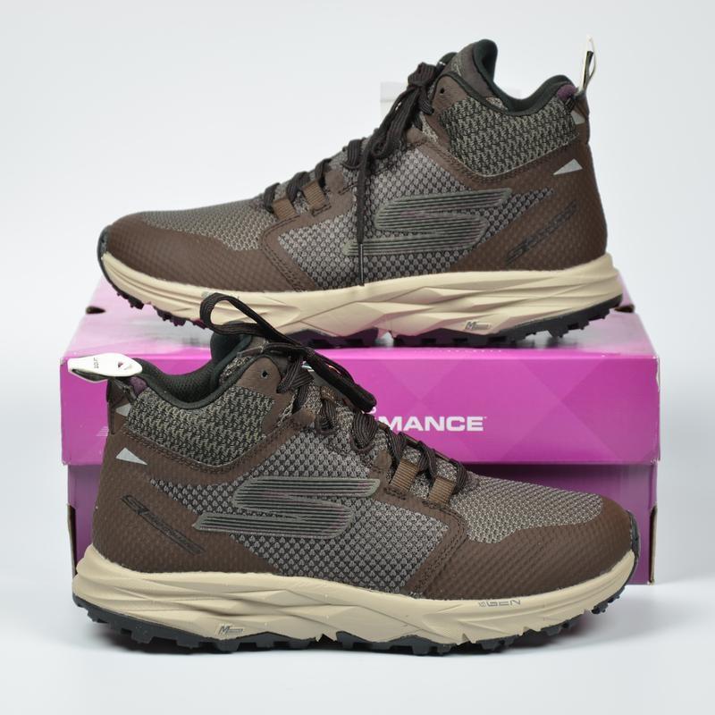 Skechers performance womens go trail 2 grip трекинговые кроссовки ботинки (36=23\ 36.5= 23.5) фото №1