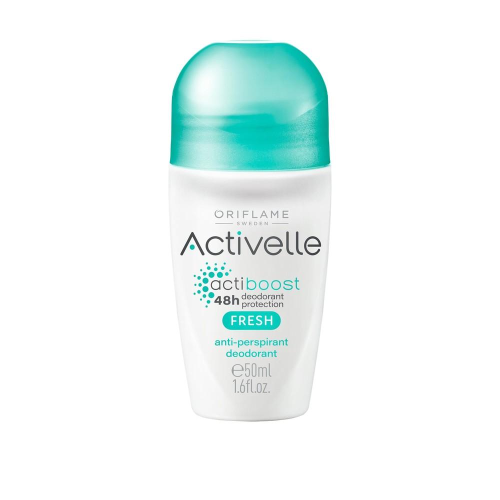 Шариковый дезодорант-антиперспирант с освежающим activelle фото №1