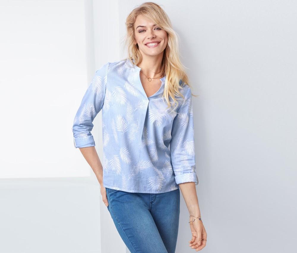 Легкая, нежная блузка тсм чибо. 44 евро фото №1