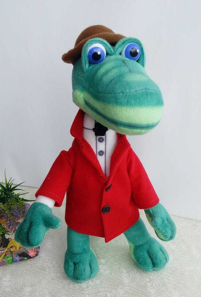 Крокодил гена игрушки картинки