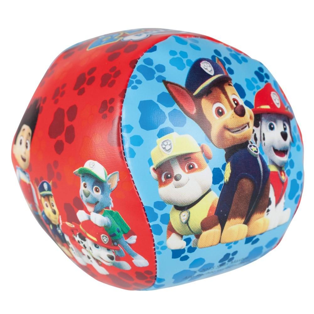 Мягкий мяч с лицензионным изображением от john, 10 см фото №1