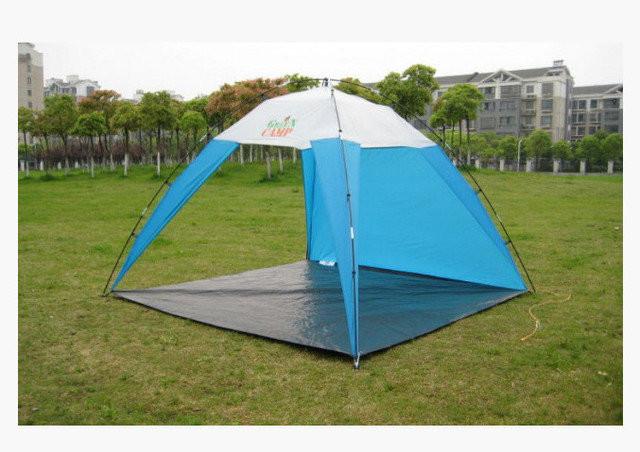 Пляжный тент для отдыха green camp 1045 фото №1