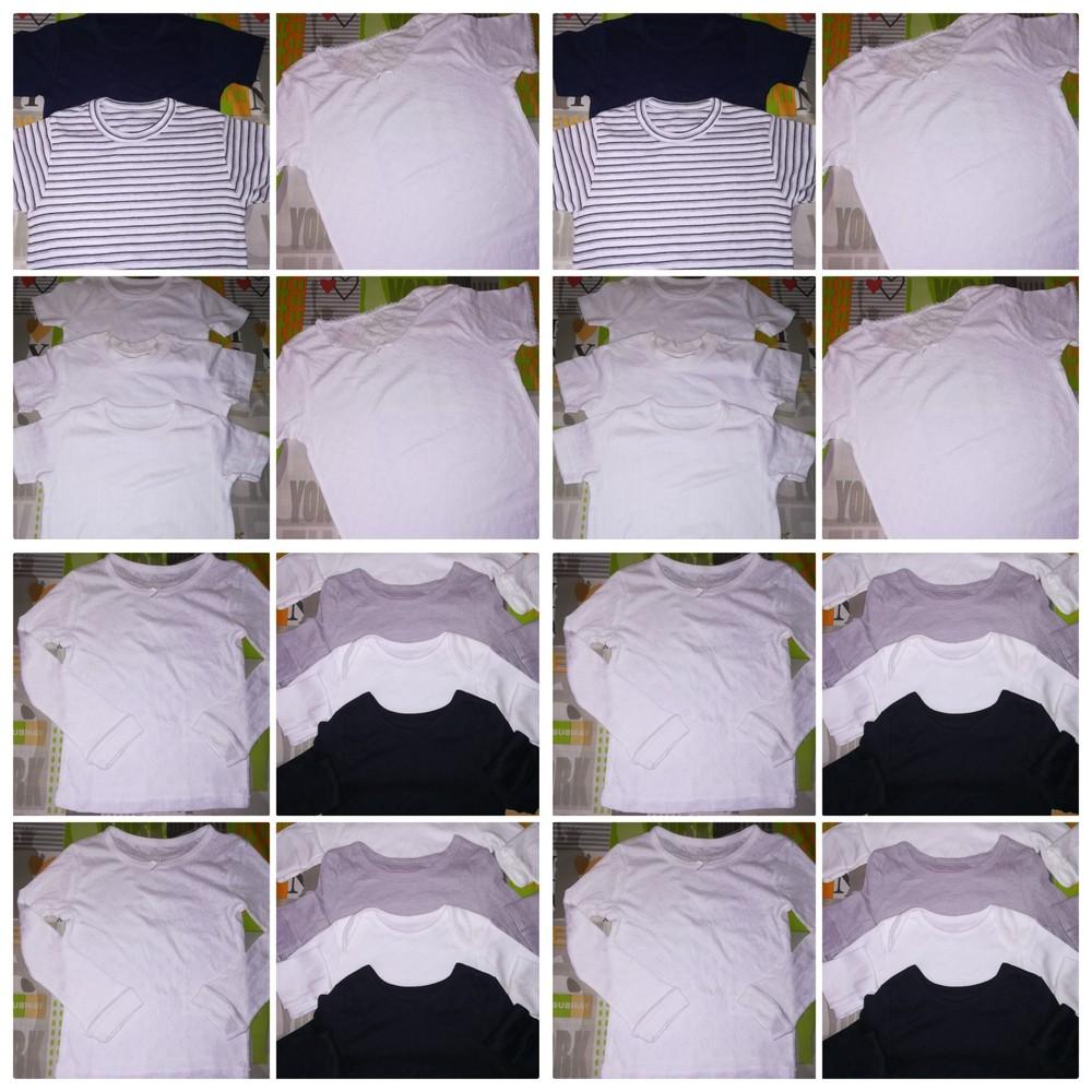 Термо футболочки и регланы для мальчиков и девочек,0 мес - 14 лет,англия фото №1