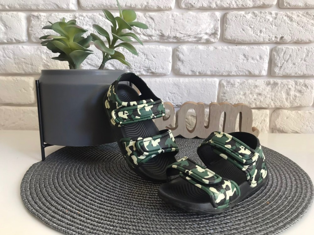 Качественные детские сандалии босоножки аквашузы фото №1