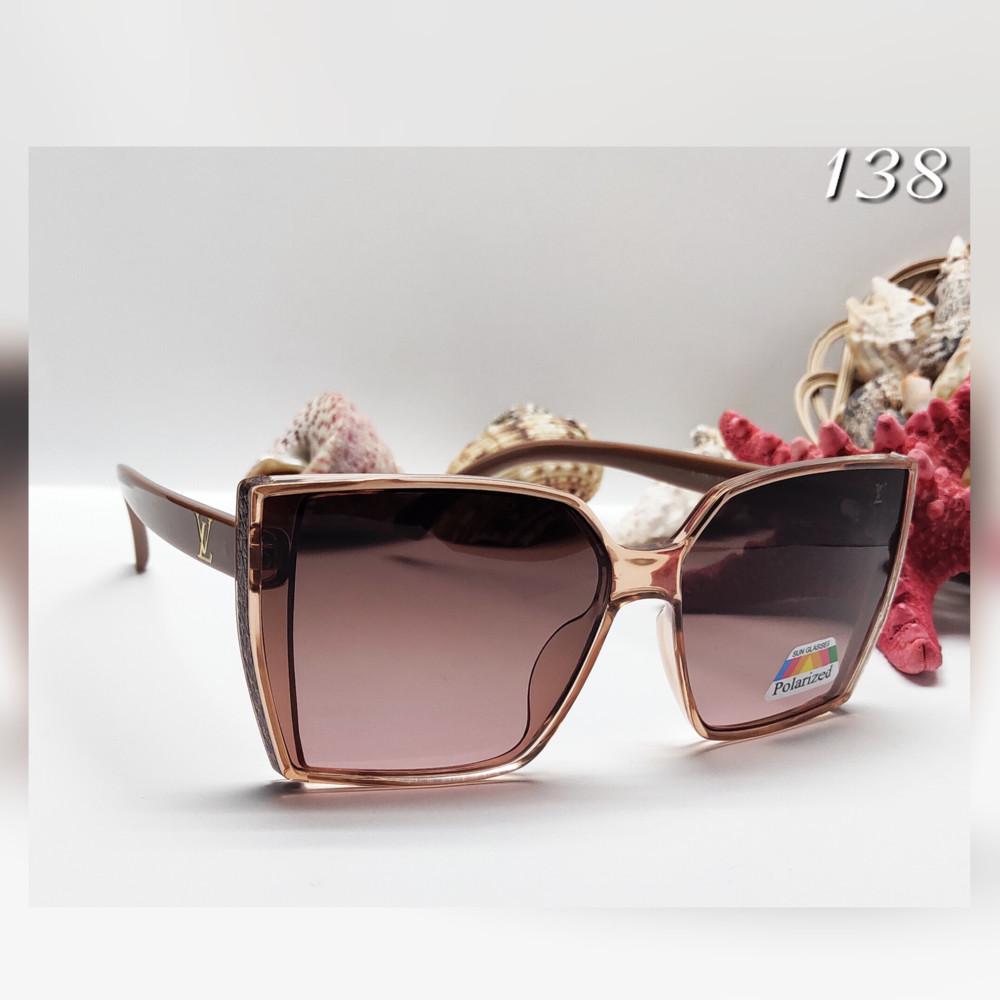 Жіночі окуляри лінза поляризаційна фото №1