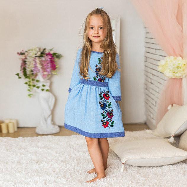 Плаття вишиванка фото №1