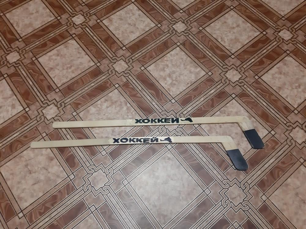 Продам  хоккейные клюшки фото №1