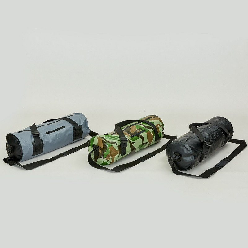 Водонепроницаемая сумка с плечевым ремнем waterproof bag 0380-15: объем 15л (3 цвета) фото №1