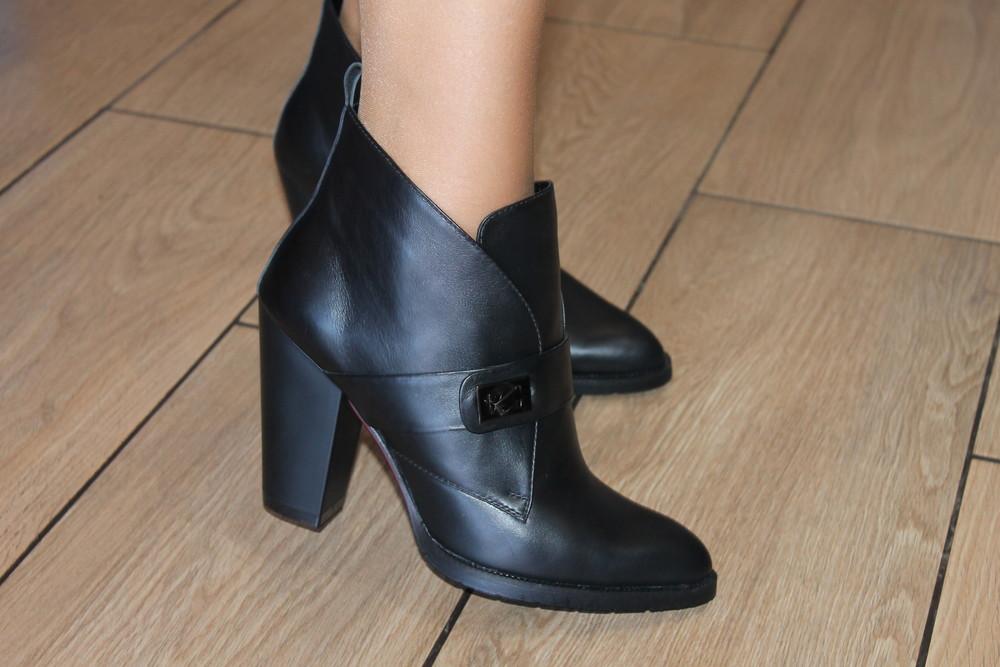 Элегантные демисезонные ботиночки, с 36-40р фото №1