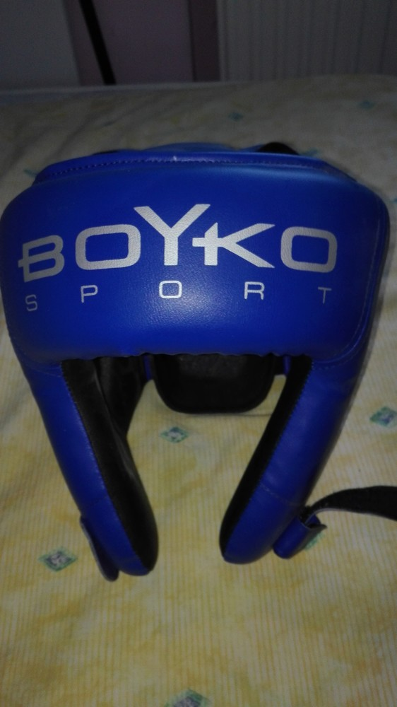 Шлем для тхэквондо фото №1