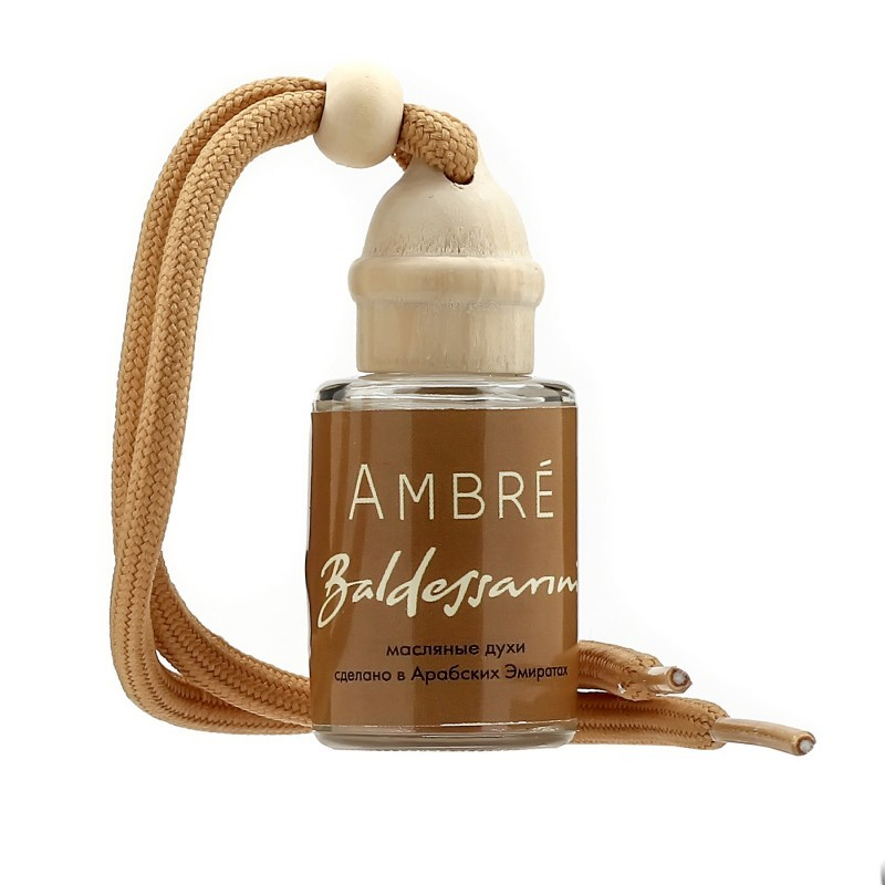 Автопарфюм baldessarini ambre 12 ml фото №1
