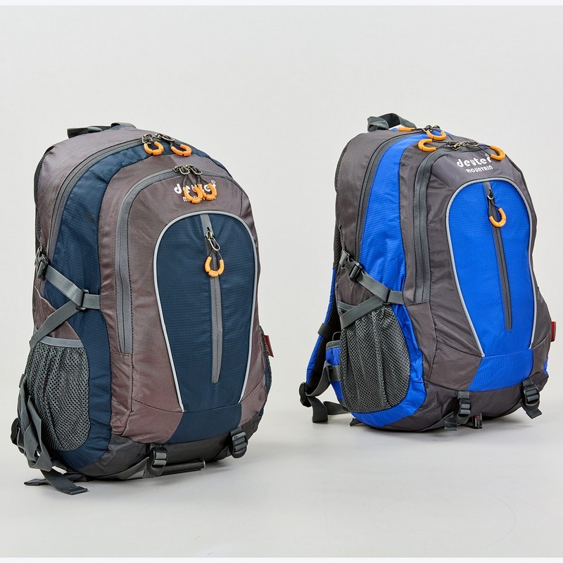 Рюкзак спортивный туристический deuter 1080-c: размер 48х32х20см (4 цвета) фото №1