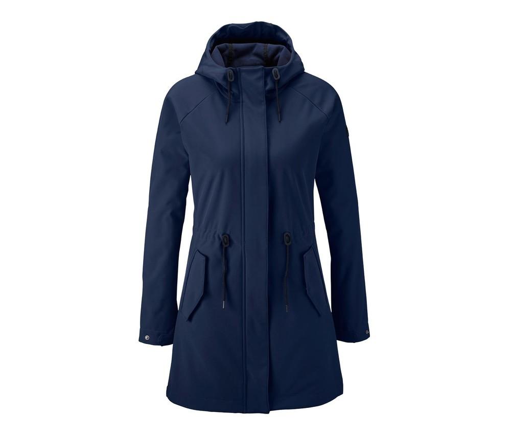 Термо пальто softshell tcm tchibo софтшелл куртка парка фото №1