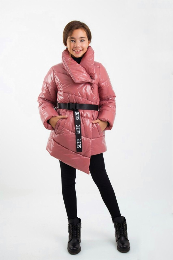 Куртки зима 134-152 фото №1