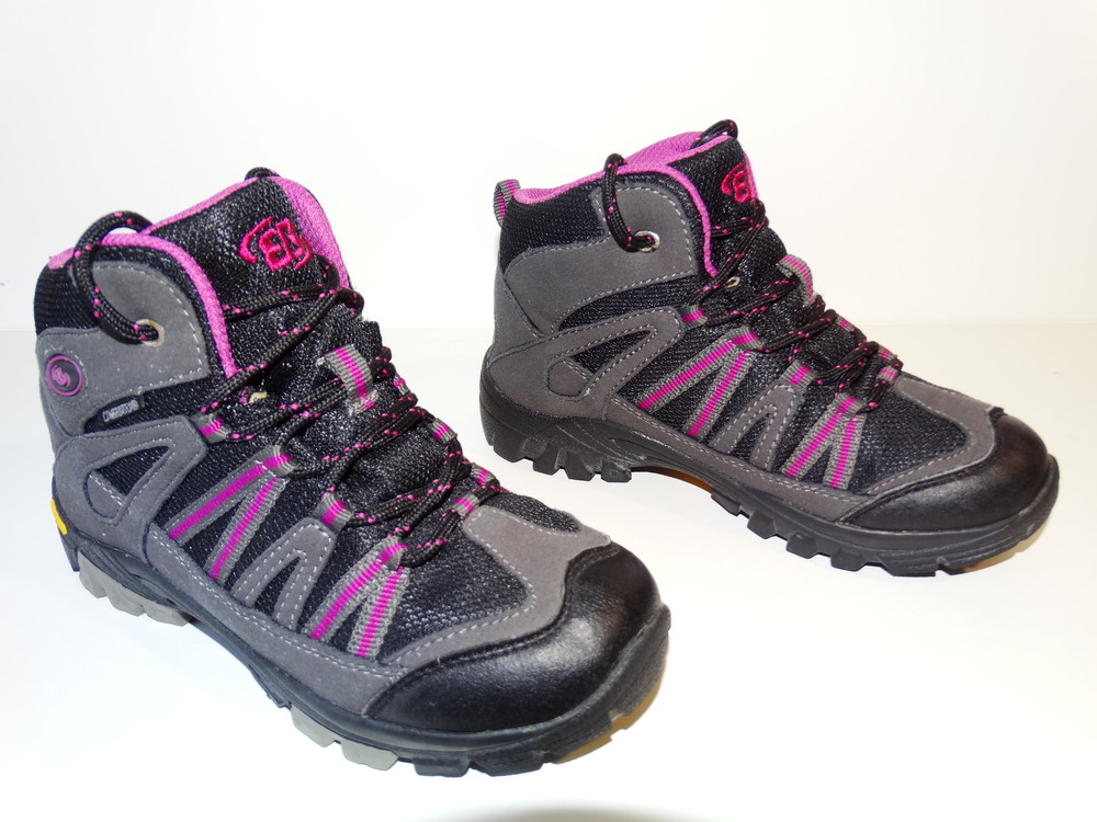 Р.30 трекинговые ботинки на мембране , 19,5 см. стелька , италия фото №1