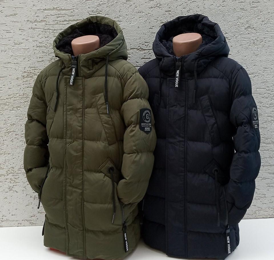 Дитячі зимові курточки для хлопчика newboy фото №1