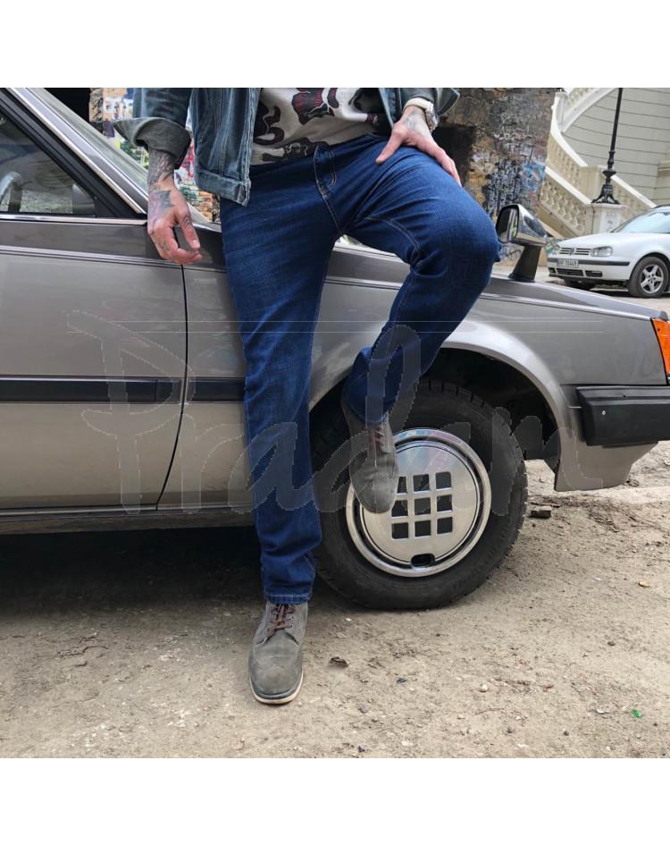 Джинсы мужские демисезонные joger 0646,  фото №1