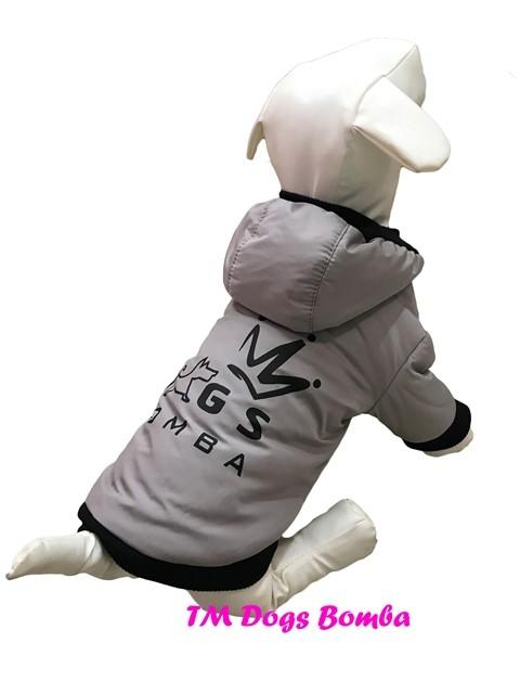 Куртки для собак dogs bomba фото №1