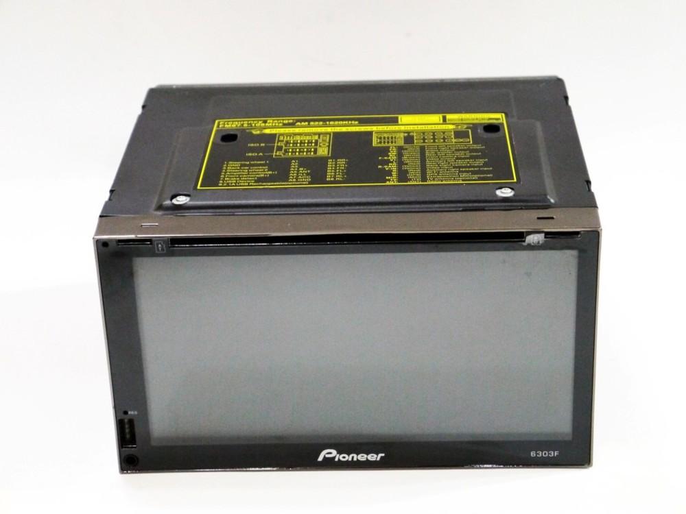 2din автомагнитола pioneer 6303 dvd, gps, 4ядра, 1/16gb, adnroid фото №1