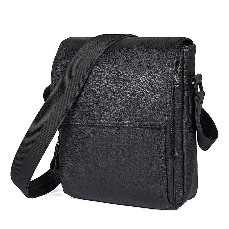 Мужская сумка барсетка companion из натуральной кожи фото №1